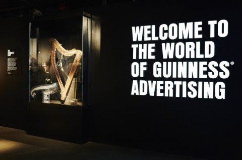 welcome to the world of guinness advertising