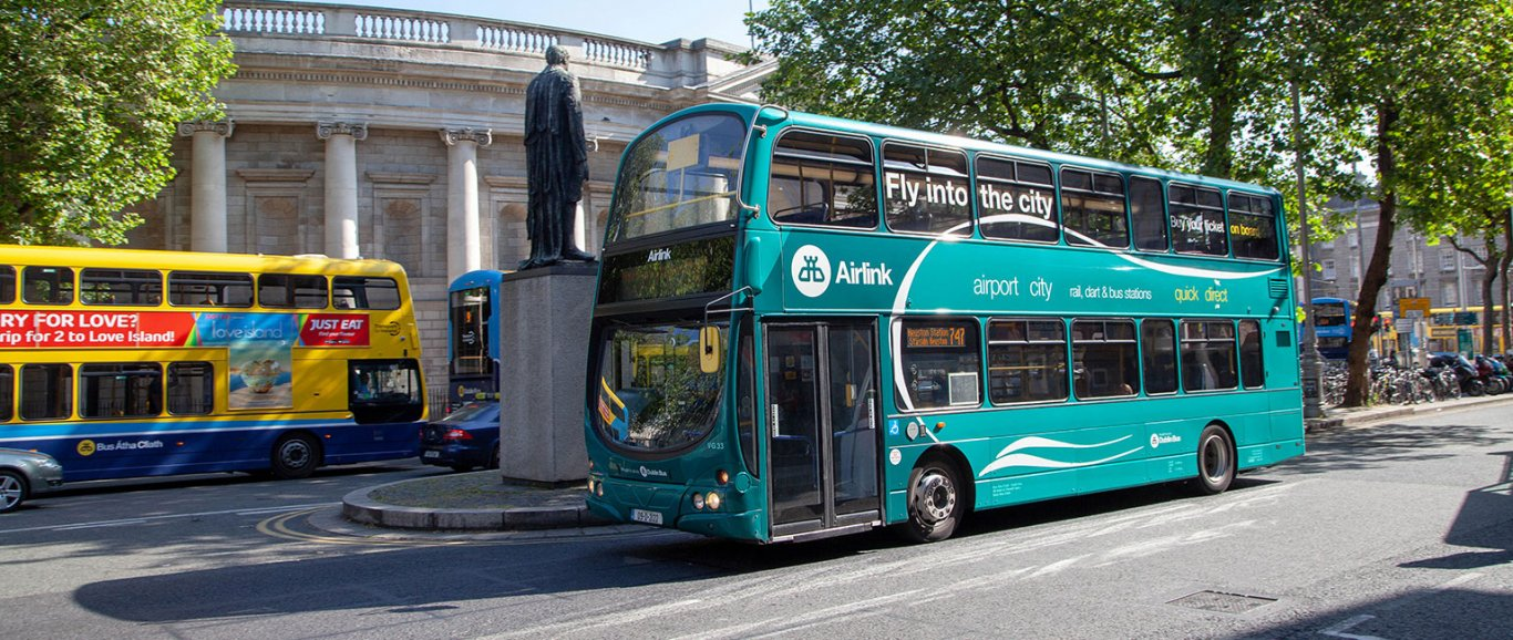 Airlink at Temple Bar