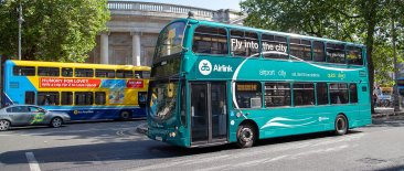 Public and Airlink Express Bus