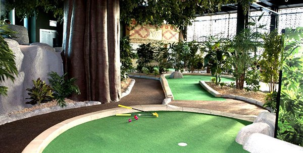 Rainforest Golf
