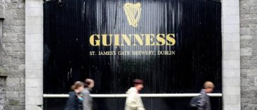 st james's gates, guinness brewery dublin