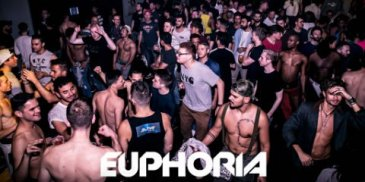 Internal view of Euphoria