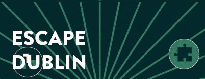Escape Dublin Escape Rooms Logo and Banner