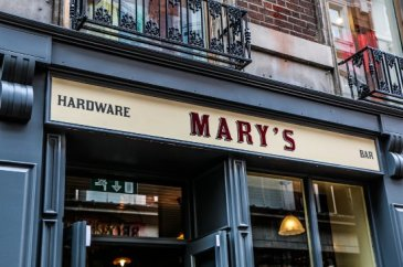 Mary's Bar and Hardware