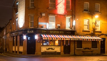 The Barbers Bar Dublin