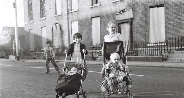 Dublin kids from the 1980's