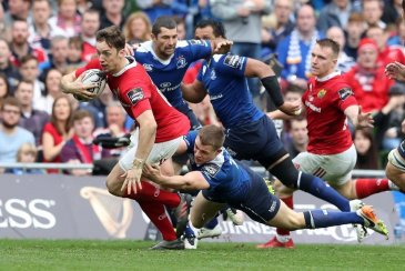 Leinster and Munster