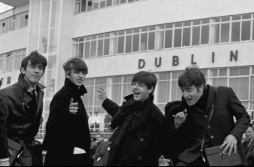The-Beatles-Dublin