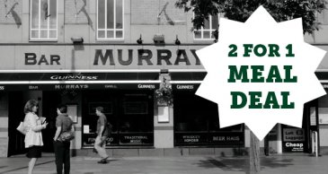 Murrays 2 for 1 meal deal