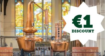 Pearse Lyons discount offer €1 discount
