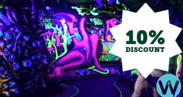 The National Wax Museum 10% discount