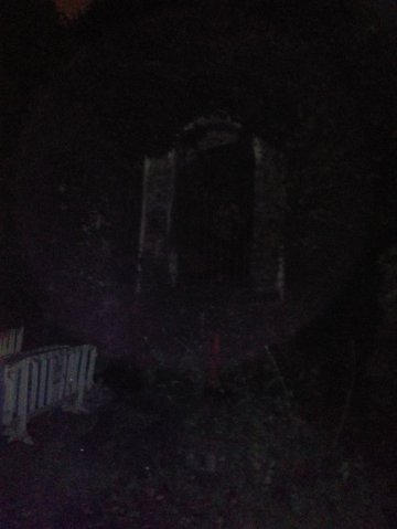 dark church haunted