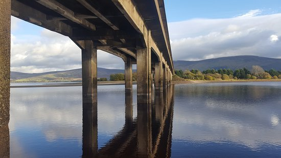 Bridge over Blessington Lakes