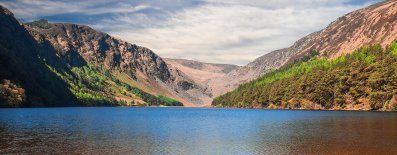 Glendalough Lake and Valley