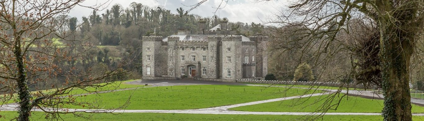 Slane Castle and grounds