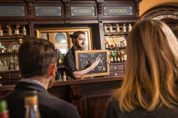 Discover the history of Irish Whiskey at the irish whiskey museum