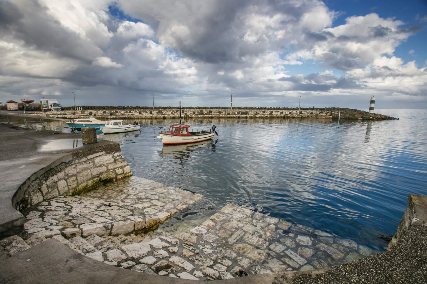 Carnlough Harbour - Game of Thrones Day Tour from Belfast