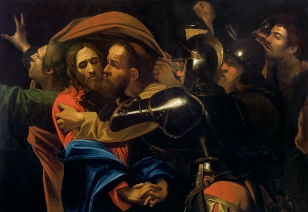The Taking of Christ at National Gallery of Ireland