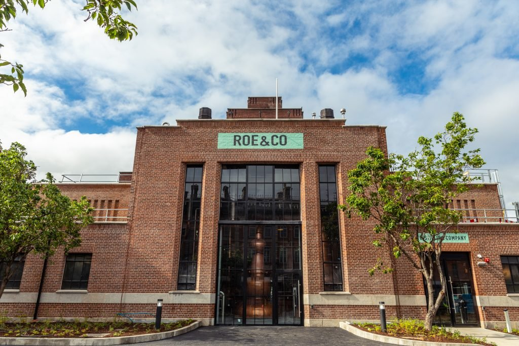 Roe & Co Distillery Dublin
