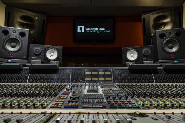 Windmill Lane Recording Studios